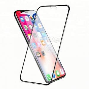 Защитное силиконовое стекло для iPhone ХR 3D