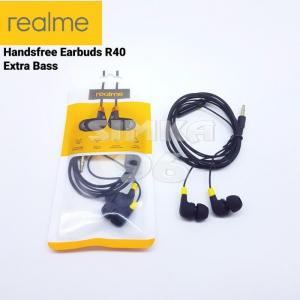 Наушники Realme R40 вакуумные с микрофоном