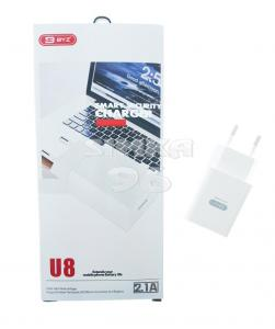СЗУ  BYZ U8 1 выход USB 2.1A