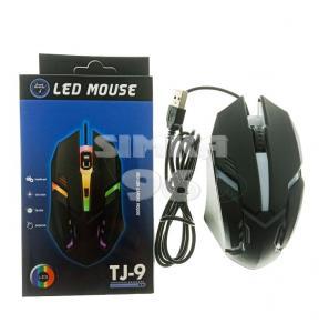 Мышь проводная игровая TJ-9