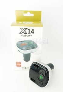 FM Bluetooth - модулятор Х14