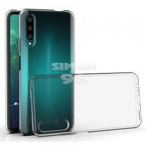 Чехол задник для Huawei Honor 9x гель прозр.
