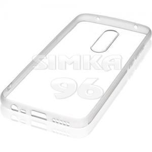 Чехол задник для Xiaomi Redmi 8 гель прозр.