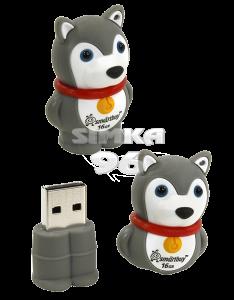 USB flash  Smartbuy  16Gb 2.0 сувенирные