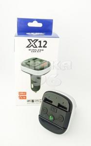 FM Bluetooth - модулятор Х12
