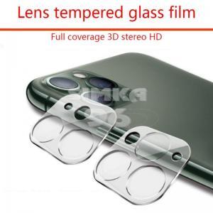 Защитное стекло для камеры на iPhone 11 (техупаковка)