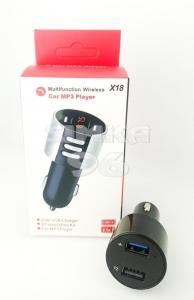 FM Bluetooth - модулятор Х18