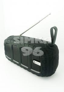 Колонка Bluetooth New Rixing NR-5018+FM