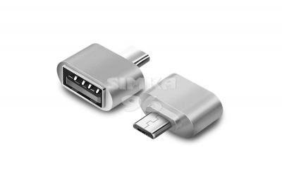 Переходник OTG MicroUSB - USB