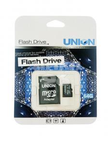 MicroSD UNION 64Gb 10 Class