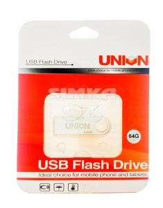 USB flash UNION  64Gb 2.0