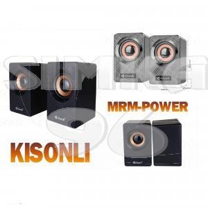 Колонки для ноутбука Kisonli KS-01