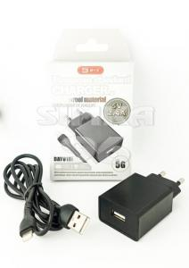 СЗУ  BYZ DAY016i (Lightning) 1 выход USB 2,4A