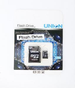 MicroSD UNION 128Gb 10 Class