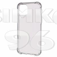 Чехол задник для iPhone 11 гель плотный с ушками
