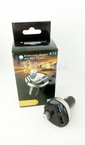 FM Bluetooth - модулятор Х13