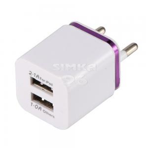 СЗУ 2выхода USB 2А