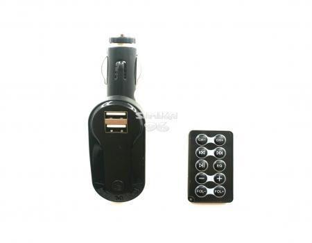 FM Bluetooth модулятор FM-I9  2 выхода