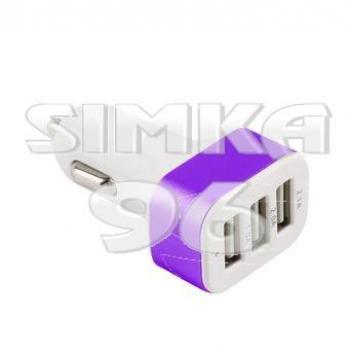 АЗУ  3 выхода USB  4.1А